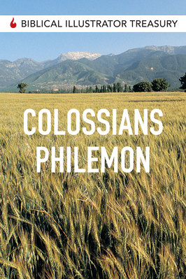 Bi treasury colossians philemonb