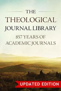 Theologicaljournallibrary907
