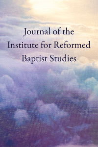 Journalreformedbaptiststudies