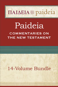 Paideia commentary bundle