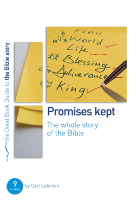 Promises kept %28bible overview%29