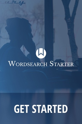 Wordsearch starter