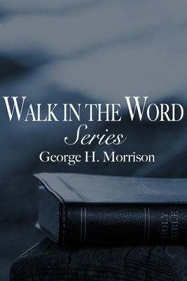 Walk in the word series cover