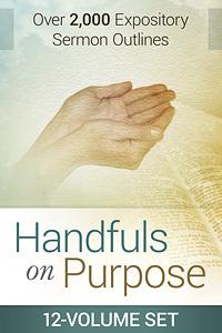 Handfuls on Purpose - Wordsearch Bible