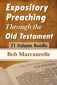 Expository Preaching Through the Old Testament - Wordsearch