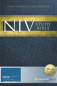 NIV Study Bible - Wordsearch Bible